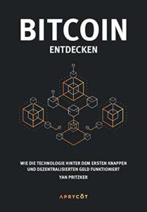 Bitcoin Buch Bitcoin entdecken deutsch