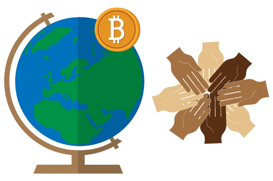 Bitcoin keine Grenzen