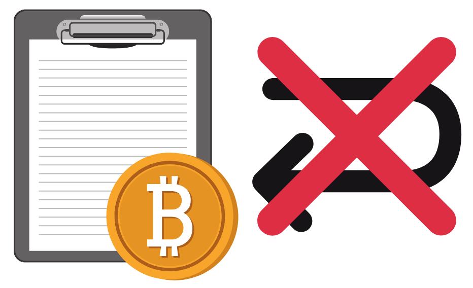 Bitcoin unveränderbar unzensurierbar