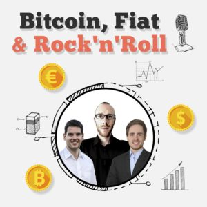 Podcast Bitcoin digitales Geld Zentralbank