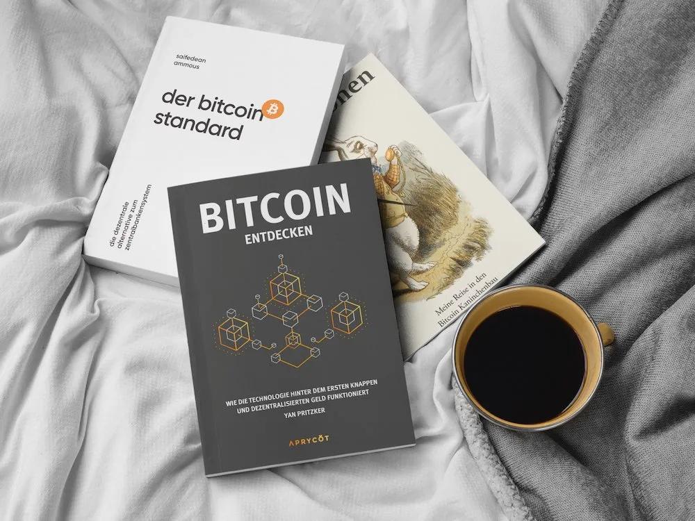 Bitcoin entdecken deutsch Technologie Einsteiger